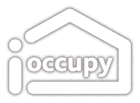 i-occupy logo
